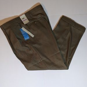 Perry Ellis Portfolio Pleated Dress Pants 38x29